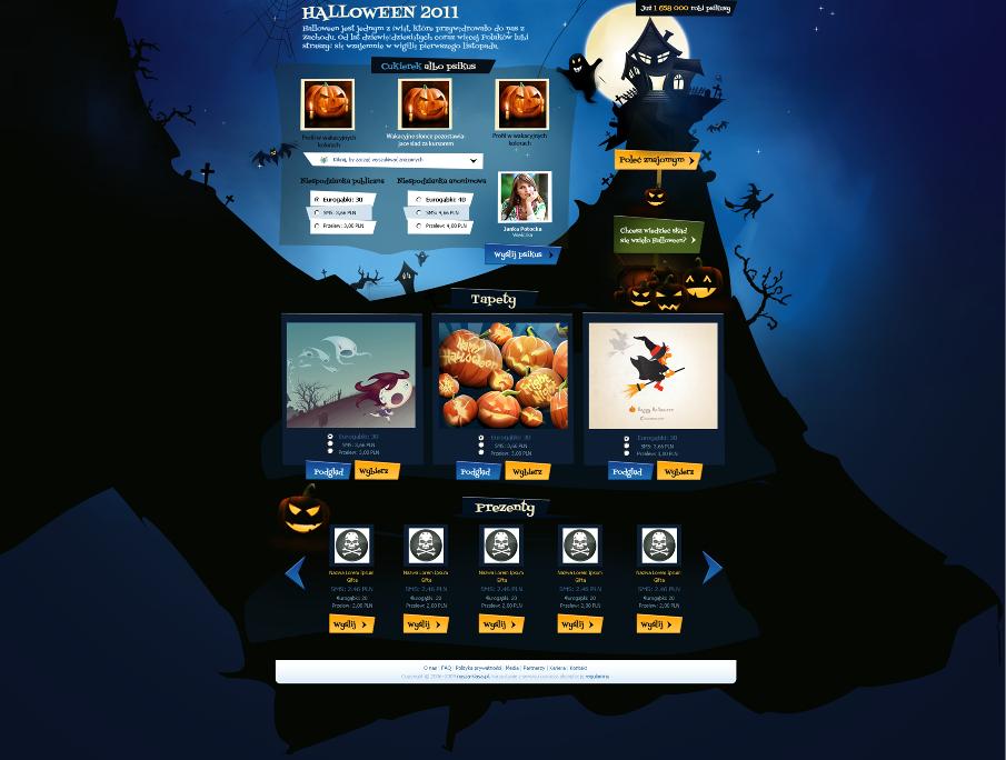 Halloween - Kukocz.com - Web Design, Graphic Design and Illustration