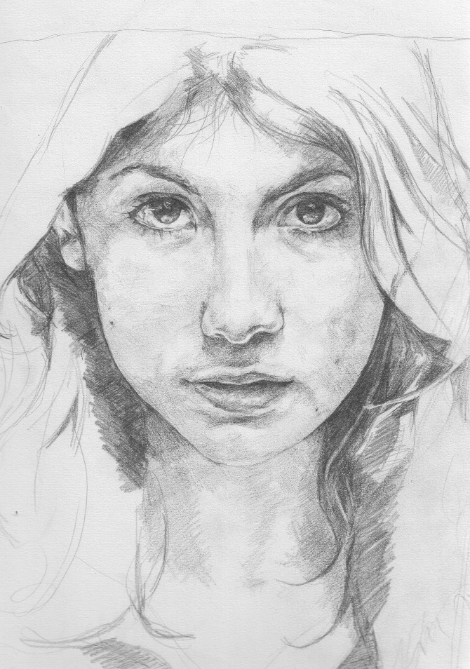 Sketch Face - Kate H