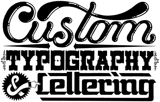 Lettering - Simple Bold & Funky
